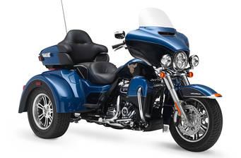 Harley-Davidson FLHTCUTG Tri Glide Ultra 2018