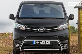 Toyota Proace Verso 2.0 D-4D 6MT (150 л.с.) L1 2018