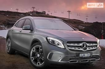 Mercedes-Benz GLA-Class GLA 250 AT (211 л.с.) 4Matic  2018