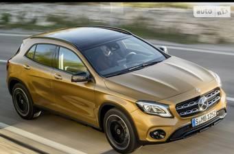 Mercedes-Benz GLA-Class GLA 220d AT (177 л.с.) 2018