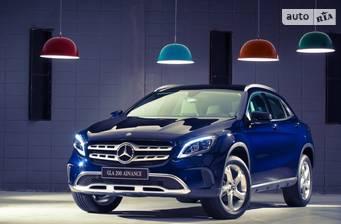 Mercedes-Benz GLA-Class GLA 200d MT (136 л.с.) 2019