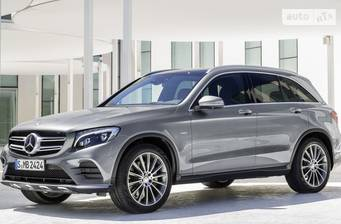 Mercedes-Benz GLC-Class GLC 350e G-Tronic+ (211+116 л.с.) 4Matic 2018