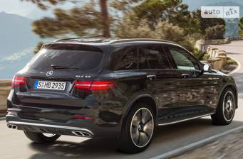 Mercedes-Benz GLC-Class Mercedes-AMG GLC 43 AT (367 л.с.) 4Matic 2018