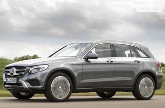 Mercedes-Benz GLC-Class GLC 220d AT (170 л.с.) 4Matic 2018