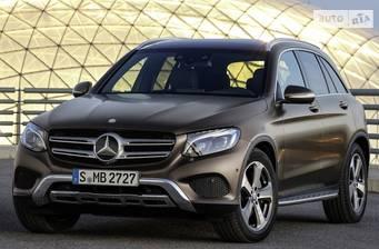 Mercedes-Benz GLC-Class GLC 250d AT (204 л.с.) 4Matic 2018