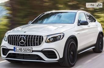 Mercedes-Benz GLC-Class Mercedes-AMG GLC Coupe 63 MCT (476 л.с.) 4Matic+ 2018
