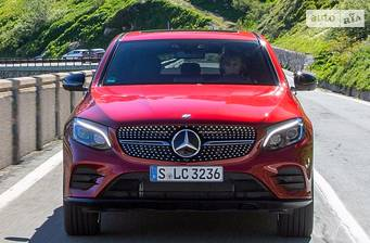 Mercedes-Benz GLC-Class GLC Coupe 350d AT (258 л.с.) 4Matic 2018