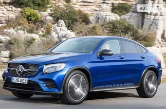 Mercedes-Benz GLC-Class GLC Coupe 300 AT (245 л.с.) 4Matic 2018