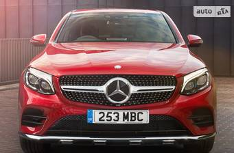 Mercedes-Benz GLC-Class GLC Coupe 250d AT (204 л.с.) 4Matic 2018