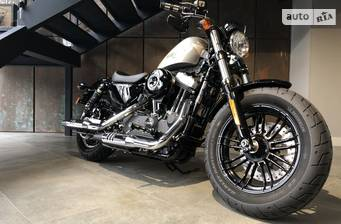 Harley-Davidson XL 1200X Sportster Forty-Eight 2018