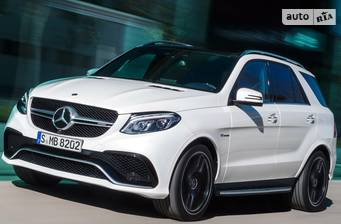 Mercedes-Benz GLE-Class Mercedes-AMG GLE SUV 63 S AT (585 л.с.) 4Matic  2018