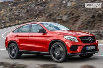 Mercedes-Benz GLE-Class GLE Coupe 400 AT (333 л.с.) 4Matic 2019