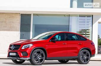 Mercedes-Benz GLE-Class GLE Coupe 400 AT (333 л.с.) 4Matic 2018