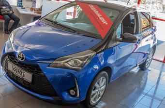 Toyota Yaris 1.5 Dual VVT-iE  CVT (111 л.с.) 2018