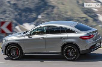 Mercedes-Benz GLE-Class Mercedes-AMG GLE Coupe 63 S AT (585 л.с.) 4Matic 2018