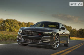 Dodge Charger 5.7 АТ (370 л.с.) 2018