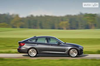 BMW 3 Series GT F34 320і MT (184 л.с.) 2019