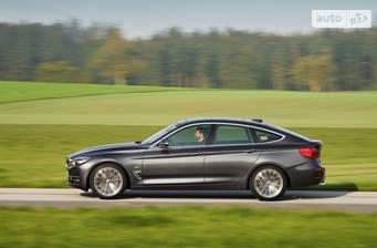 BMW 3 Series GT F34 320d MT (190 л.с.) xDrive 2018