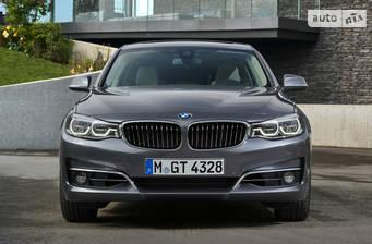 BMW 3 Series GT F34 320d MT (190 л.с.) 2018