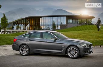 BMW 3 Series GT F34 320d MT (190 л.с.) 2019