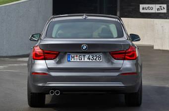 BMW 3 Series GT F34 320і MT (184 л.с.) xDrive 2019
