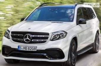 Mercedes-Benz GLS-Class Mercedes-AMG GLS 63 AT (585 л.с.) 4Matic 2018