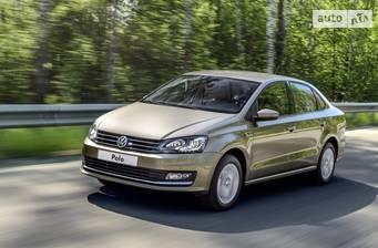Volkswagen Polo New 1.4 TSI AT (125 л.с.) 2018