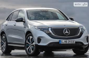 Mercedes-Benz EQC 400 AT (408 л.с.) 80 kWh 4Matic 2019
