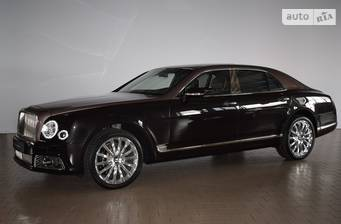 Bentley Mulsanne 6.8 АТ (512 л.с.) 2018