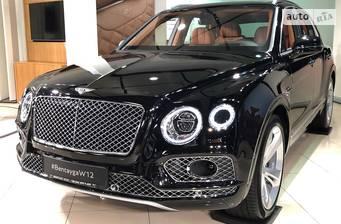 Bentley Bentayga 6.0 АТ (608 л.с.) 2018