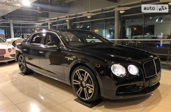 Bentley Flying Spur 4.0S АТ (528 л.с.) 2018