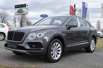 Bentley Bentayga 4.0D AT (435 л.с.) 2018