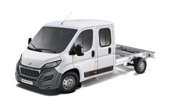 Peugeot Boxer груз. 435 L3 (130 л.с.) 2018
