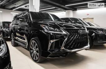 Lexus LX 570 AT (367 л.с.) 2018