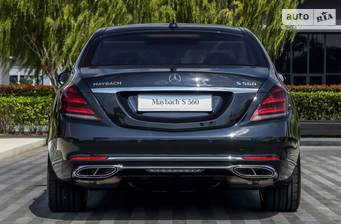 Mercedes-Benz Maybach S 560 AT (469 л.с.) 4Matic 2019