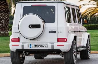 Mercedes-Benz G-Class Mercedes-AMG G63 G-Ttonic (585 л.с.) 4Matic 2019