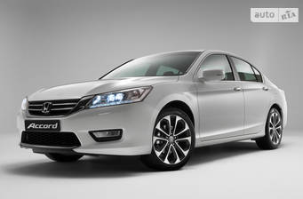 Honda Accord 2.4 CVT (188 л.с.) 2017
