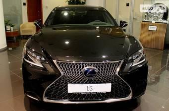 Lexus LS 500h AT (359 л.с.)  2018