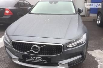 Volvo V90 T5 2.0 АТ (254 л.с.) 2018