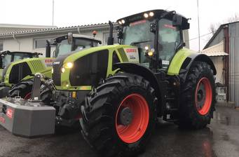 Claas Axion 940 2018