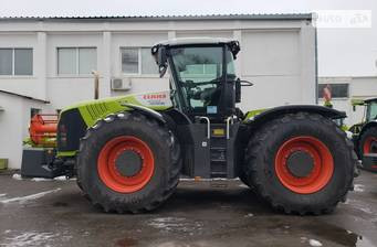 Claas Xerion 4000 2018