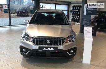 Suzuki SX4 1.6 MT (117 л.с.) 2018