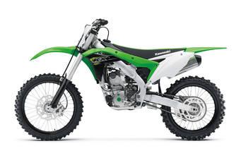 Kawasaki KX 250F 2018