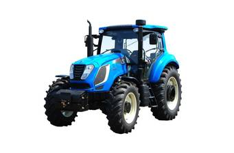 LS Tractor H 140 140 л.с. 4WD 2018