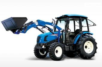 LS Tractor U 60 61 л.с. 2018