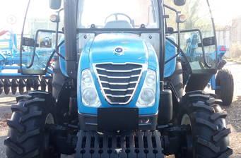 LS Tractor Plus 100 103 л.с. 4WD 2018