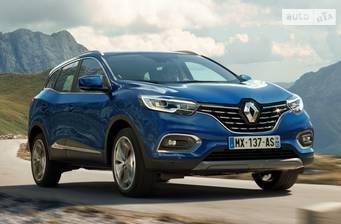 Renault Kadjar 1.6 DCi MT6 (130 л.с.) AWD 2019
