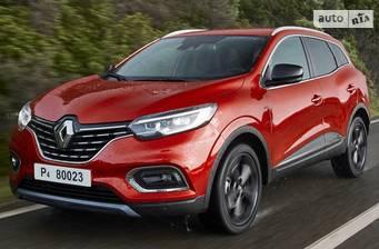 Renault Kadjar 1.2 TCe 6MT (130 л.с.) 2019