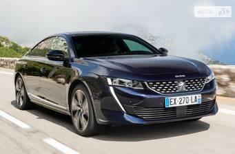 Peugeot 508 1.5 BlueHDi AT (130 л.с.) S&S 2019
