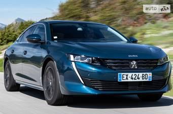Peugeot 508 1.6 THP AT (150 л.с.) 2019